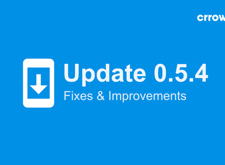 0.5.4 is here - with many fixes & improvements 🐛🔨