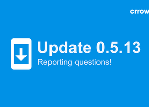 0.5.13 is here - reporting questions & more!