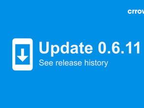 0.6.11 is here - now you can see release history of products!