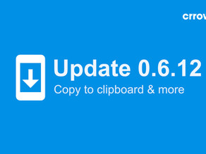 0.6.12 - copy to clipboard & more