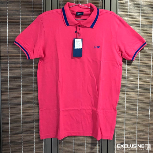 Camisa Polo - Armani Jeans dee7101af96c3
