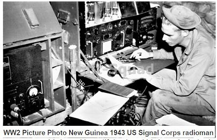 salvoni - signal corps radioman photo.jp