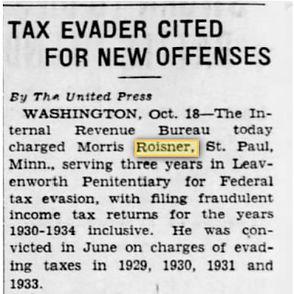 roisner - income tax evasion.jpg