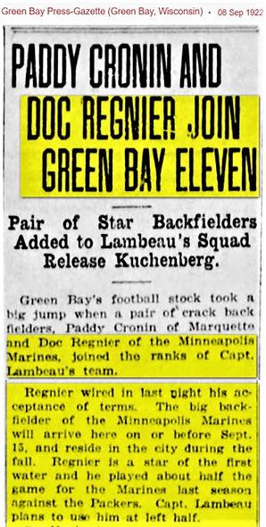 Regnier - Joins Green Bay 1922.jpg