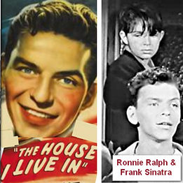 pacini - sinatra and ronnie with movie p