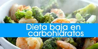 5 alimentos bajos en carbohidratos