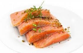 El salmón y sus beneficios