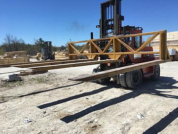 Forklift Attachment