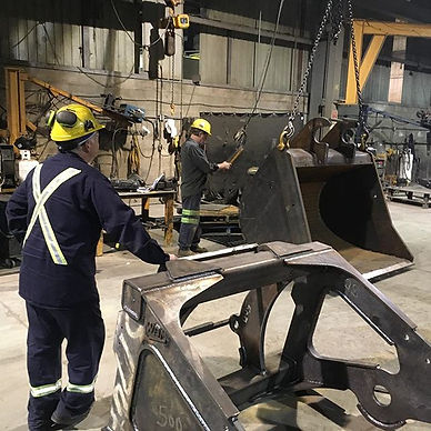...training at #weldcobeales Barrie with