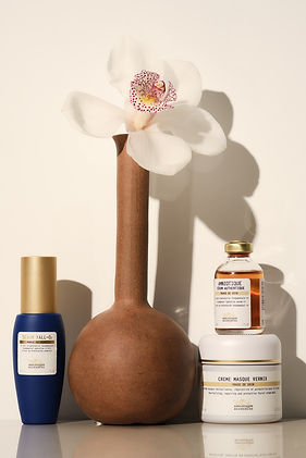 Jess Anderson Toronto Props Interiors and Still Life Styling - Beauty Product Still Life Styling for Biologique Recherche and Living Beauty Inc with Blok Design Photos Graydon Herriott