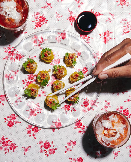 Jess Anderson Toronto Props Interiors and Still Life Styling - Tabletop Styling for Kiin Cookbook with Penguin Canada Photos Graydon Herriott
