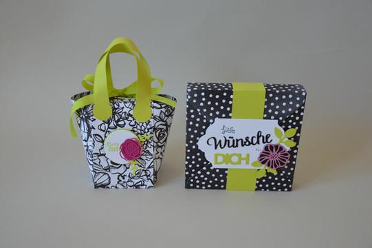 Geschenkverpackung | Liebe Wünsche