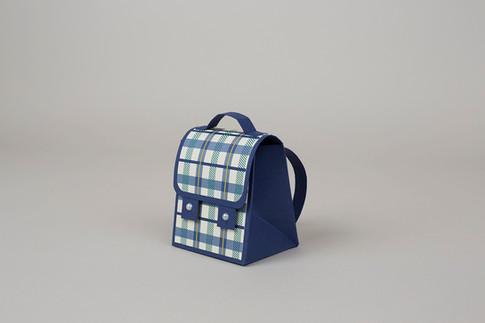 Geschenkverpackung | Schultasche