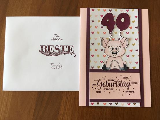Geschenkkarte | Geburtstag