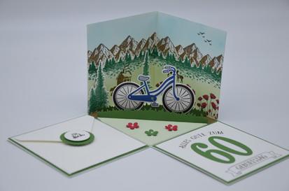E-Bike zum Geburtstag