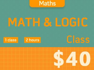 Maths & Logic Course (Group 4-12P)