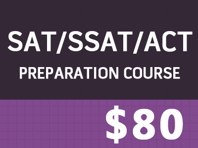 SAT / SSAT Preparation Course