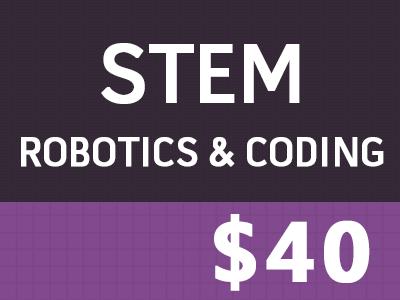 STEM: Robotics & Coding