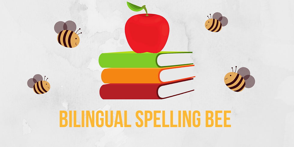 Bilingual Spelling Bee for 3rd & 4th grade