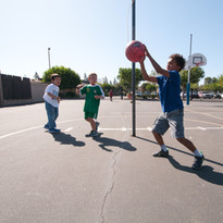 elementary school playground