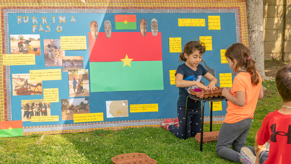 Francophonie in the spotlight at the International School of Orange County