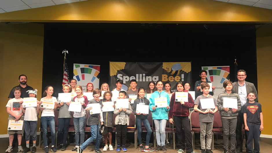A Unique Spelling Bee at the International School of Orange County
