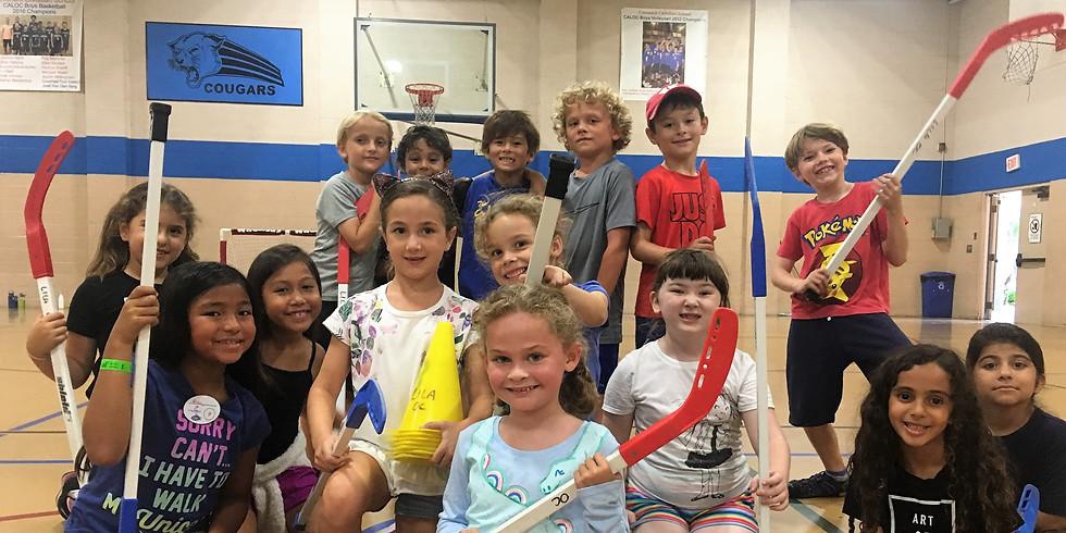After-school activity fair