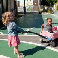 Pre-Kindergarten Playground