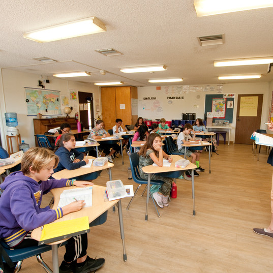 English Language Arts - 5th grade