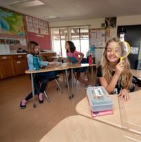 STEM Class - 4th grade