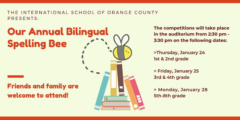 Bilingual Spelling Bee