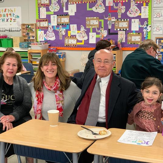 Grandparents' Day Breakfast - Kindergarten