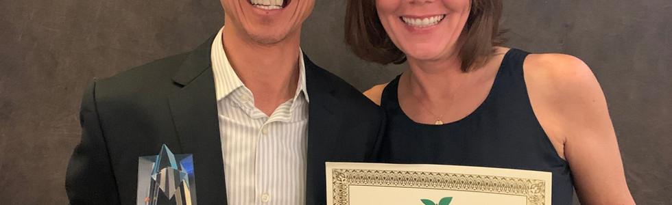 Award-winning faculty & staff