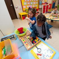 Pre-Kindergarten Classroom