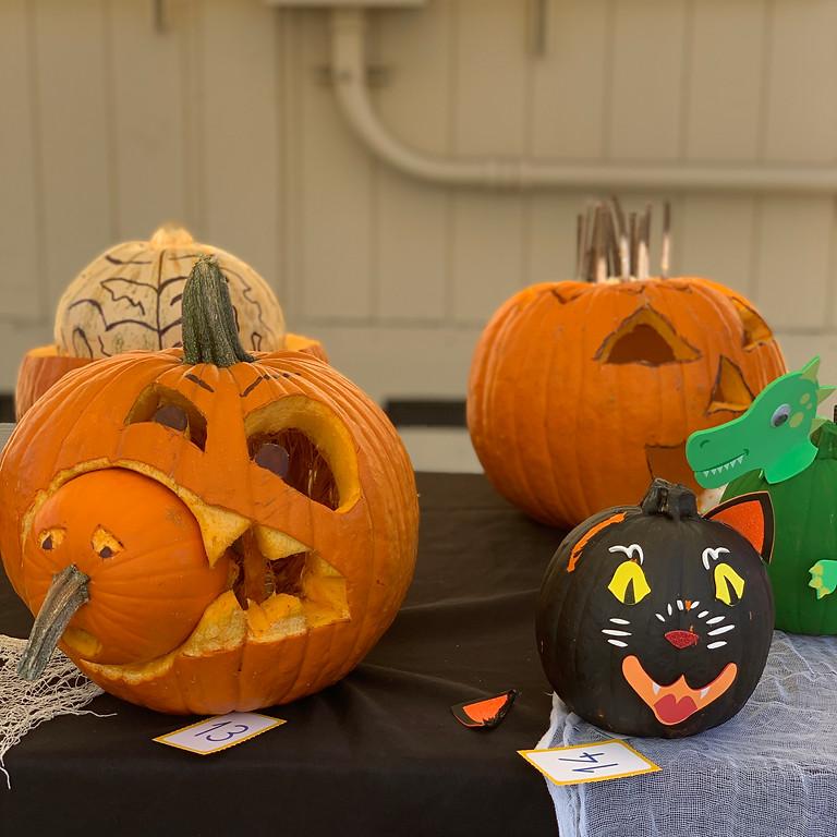 Halloween Parade & Games