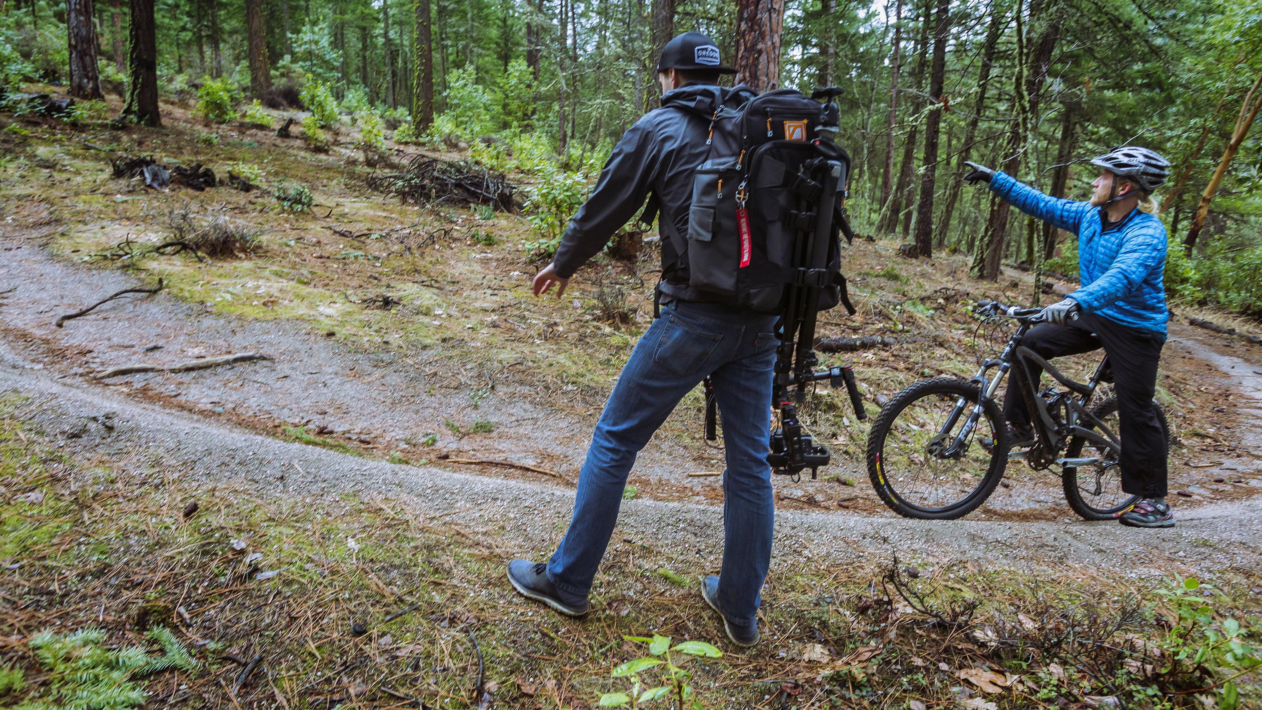 Jared Hail Mountain Bike