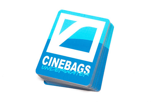CineBags Playing cards