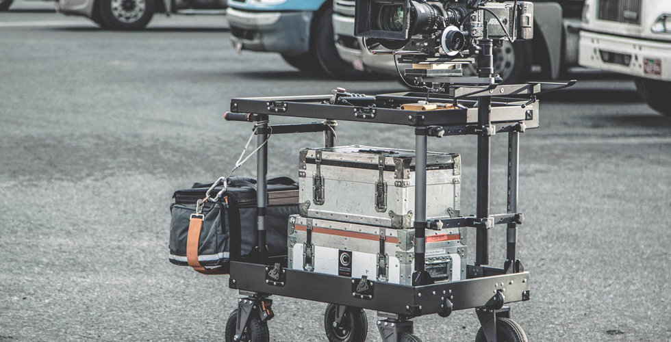 1st AC bag, camera assistant bag, production bag, tool bag, AKS bag, production field case, camera accessory bag, CineBags CB11 Production Bag Mini