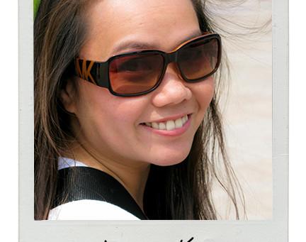 Brand ambassador Lilian Koh.