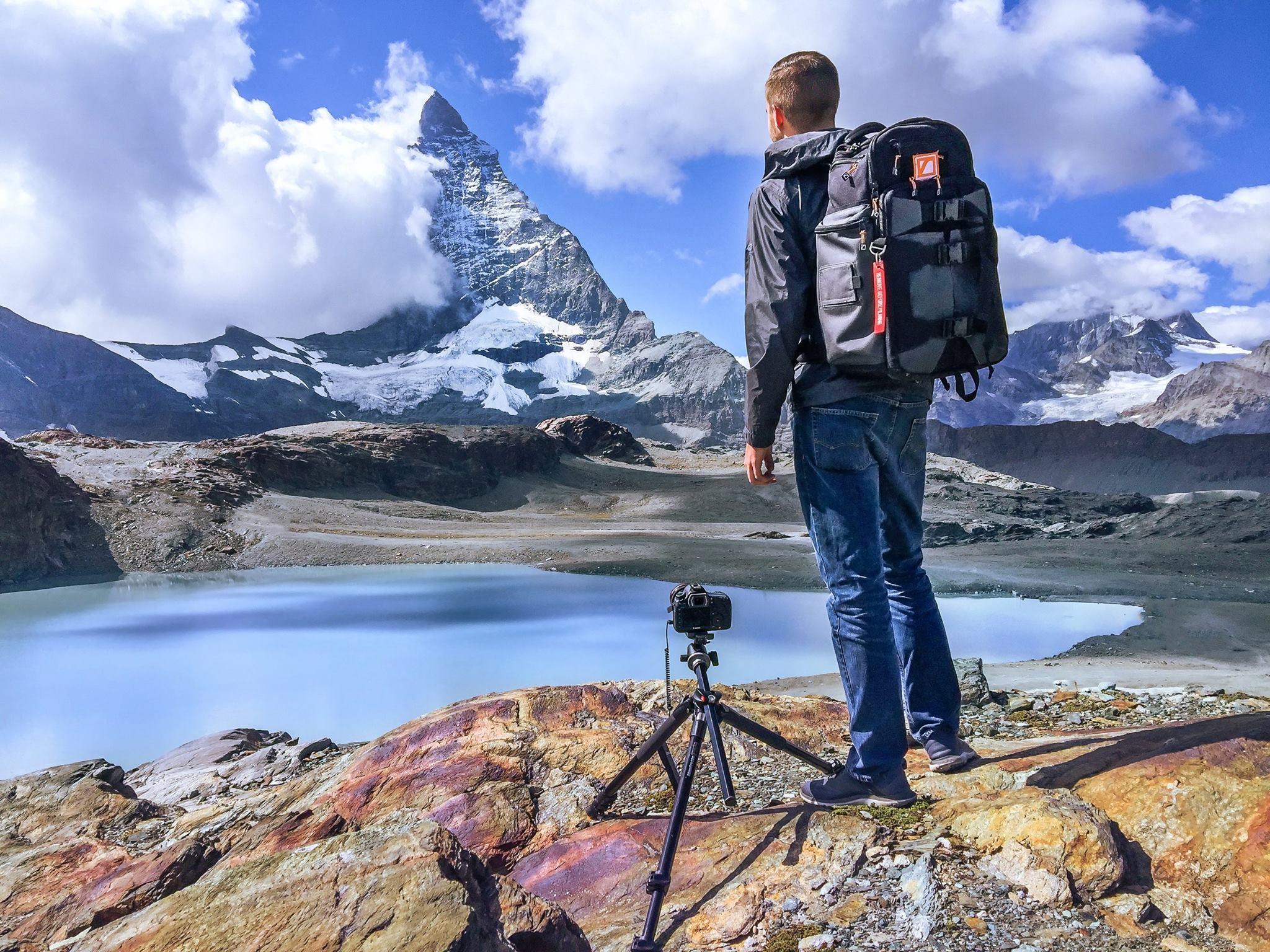 Jared Hail - Swizterland - Matterhorn