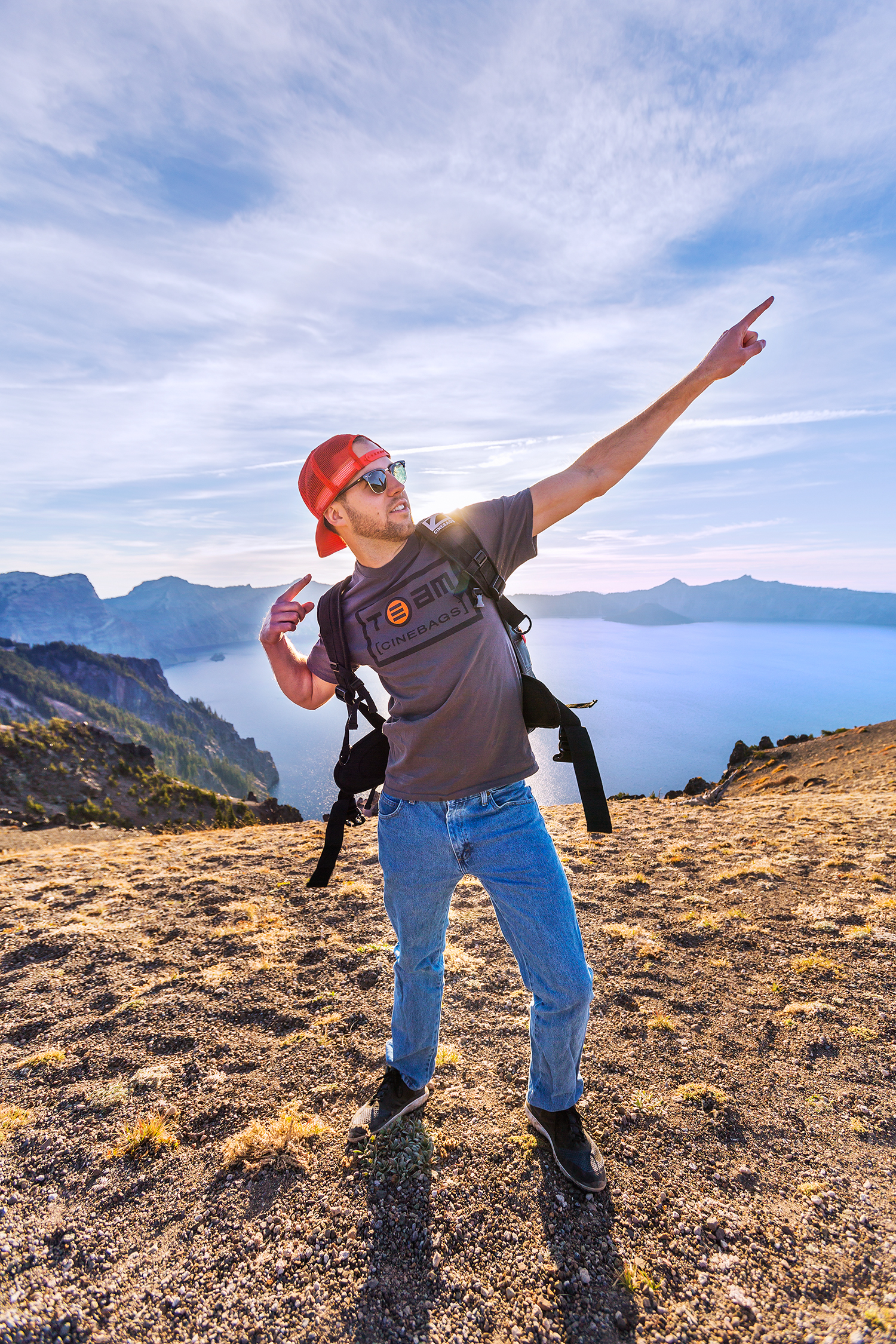 Jared Hail - Crater Lake Flex