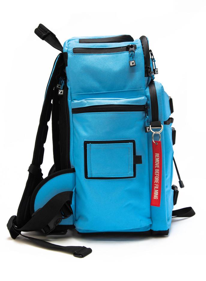 CB25 Revolution Backpack - Electric Blue