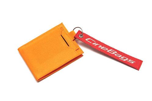 CB16 Wallet - Fire Orange
