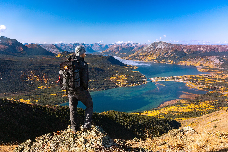 Jared Hail Yukon View