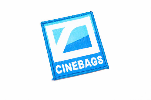 CineBags logo patch - underwater