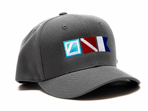 Trucker Hat - charcoal