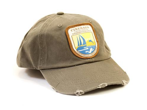 CineBags Underwater Crew hat