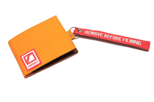 CB16 Wallet - orange