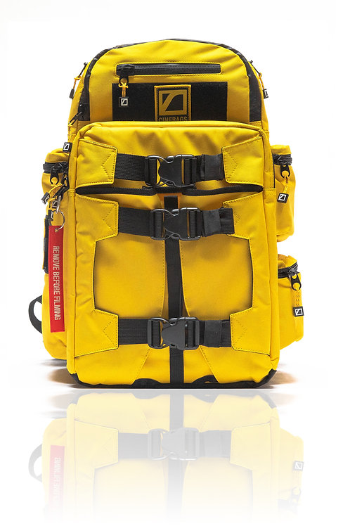 CB25 Revolution Backpack - Limited Edition Sunset Yellow