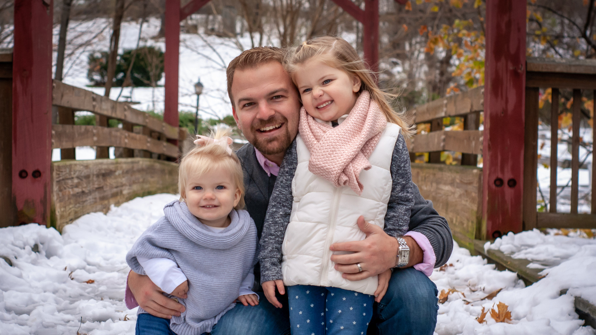 Family Session - Covered Bridge Park, Orefield, PA